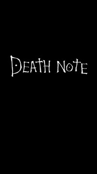 720x1280 Death Note Wallpapers Simple